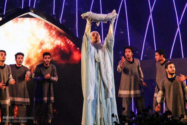 إفتتاح مسابقات قرآنية خاصة للنساء الايرانيات11