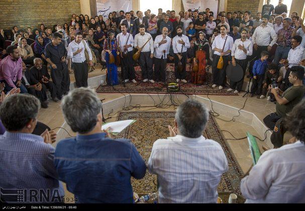 """مهرجان """"الطنبور"""" فی کرمانشاه الايرانية11"""