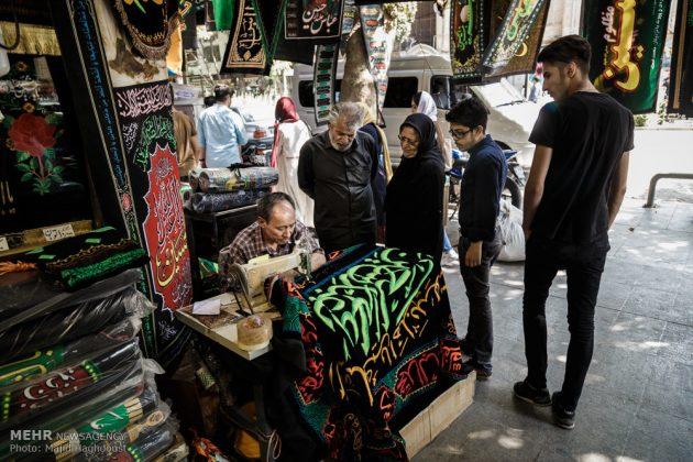ايران تستعد لإستقبال شهر محرم الحرام11