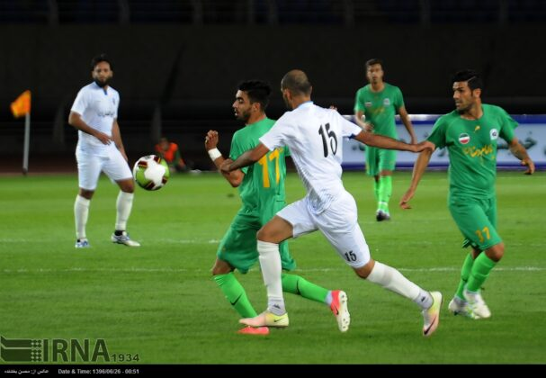 Modern 'Emam Reza' Stadium Officially Opened in Iran's Mashhad11