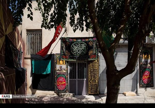 طهران تلبس ثوب الحزن بمناسبة عاشوراء 11