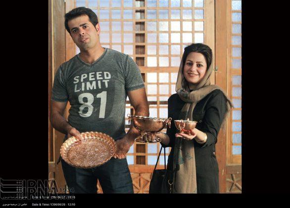 اصفهان مدینة الصناعات اليدوية 11