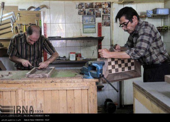 الصناعات الیدویة فی کردستان الايرانية 11
