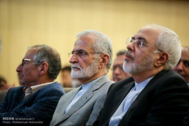 """مراسم تأبين وزير الخارجية الايراني الاسبق """"ابراهيم يزدي""""12"""