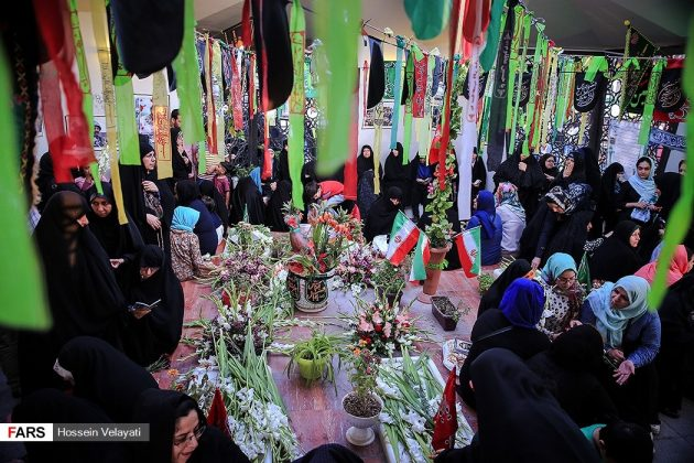 طهران .. إحتفال عيد الغدير 12
