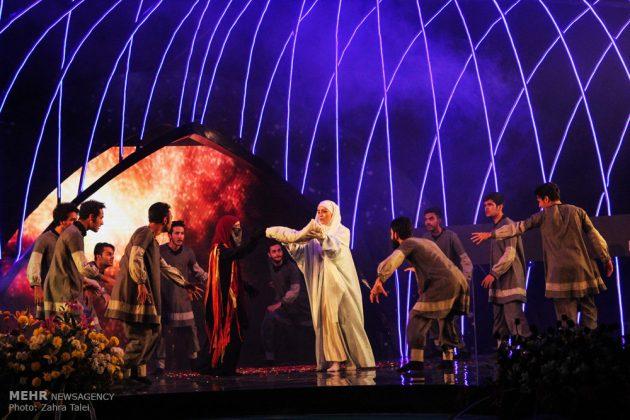 إفتتاح مسابقات قرآنية خاصة للنساء الايرانيات12