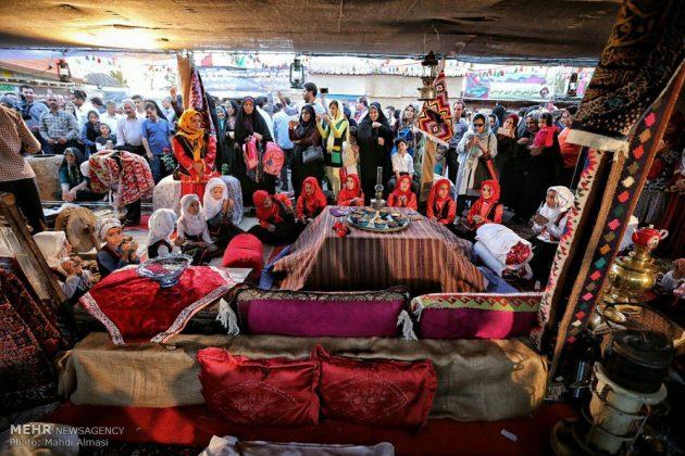 """مهرجان """"القرية"""" في """"زنجان"""" الإيرانية 12"""