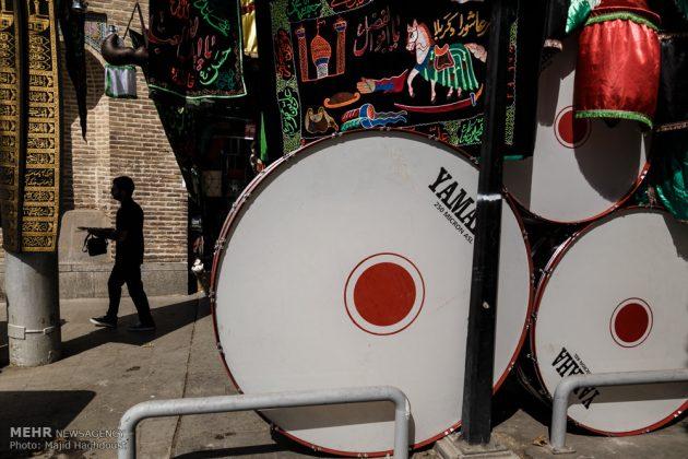 ايران تستعد لإستقبال شهر محرم الحرام12
