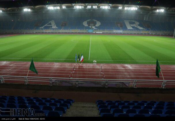 Modern 'Emam Reza' Stadium Officially Opened in Iran's Mashhad12
