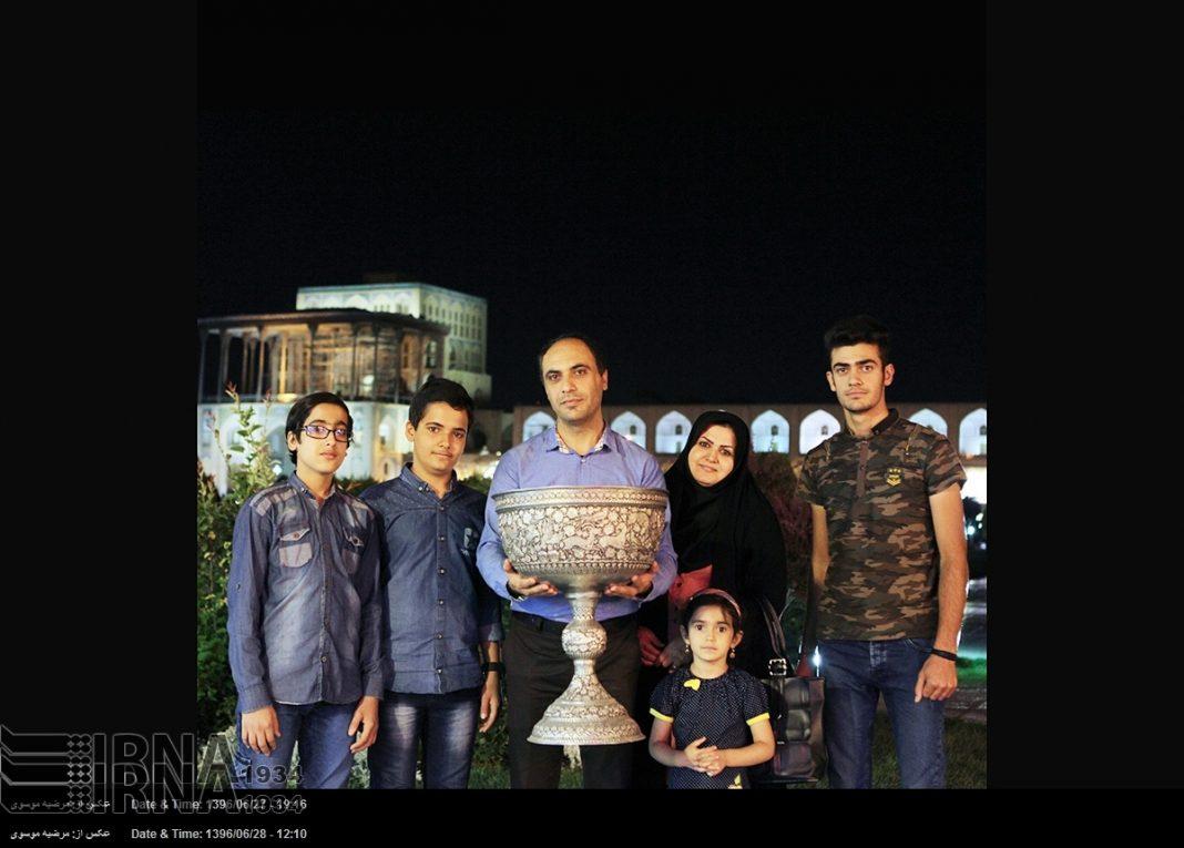 اصفهان مدینة الصناعات اليدوية 12