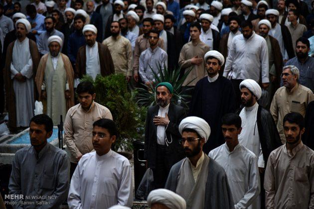 """افتتاح العام الدراسي الجديد في حوزة """"خراسان"""" الدينية12"""
