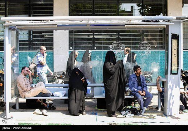 مراسم دعاء يوم عرفة في طهران 13