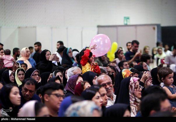 جرجان الايرانية تحتضن مهرجان القوميات 13