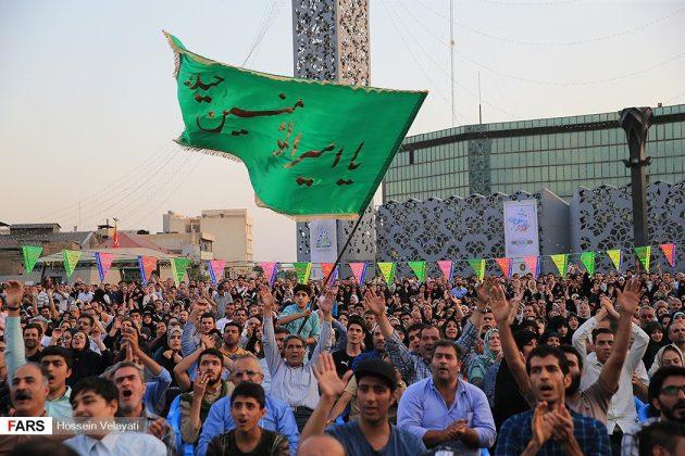 طهران .. إحتفال عيد الغدير 13
