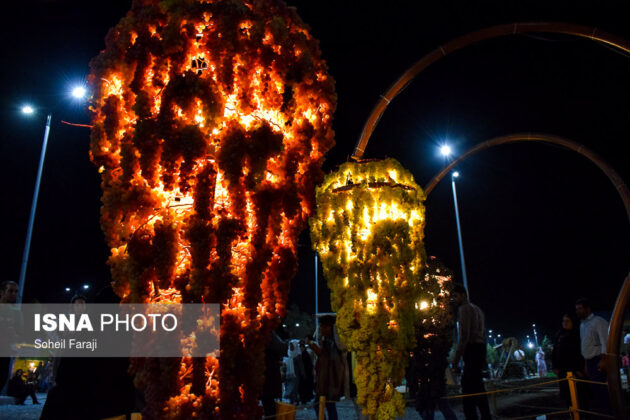 Fifth Urmia Grape Festival Underway in Northwestern Iran 13