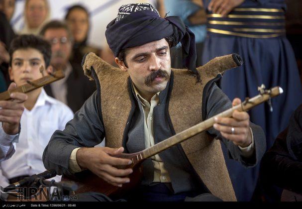 """مهرجان """"الطنبور"""" فی کرمانشاه الايرانية13"""