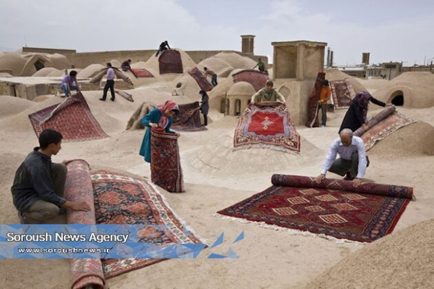 Red Region Project: Carpets Show Chaos in Mideast13