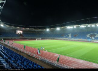 Modern 'Emam Reza' Stadium Officially Opened in Iran's Mashhad13
