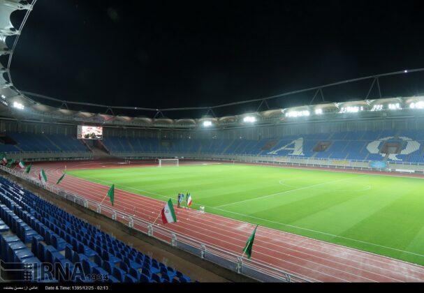 Modern 'Emam Reza' Stadium Officially Opened in Iran's Mashhad13