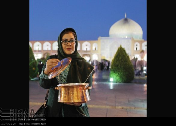 اصفهان مدینة الصناعات اليدوية 13