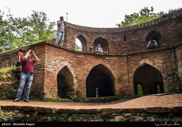 Iran's Beauties in Photos: Enchanting Rudkhan Castle13