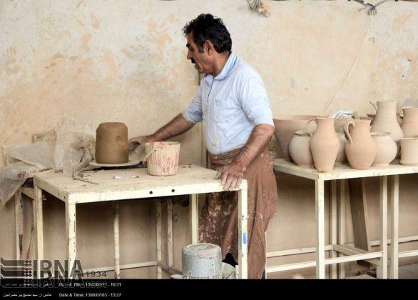 الصناعات الیدویة فی کردستان الايرانية 13