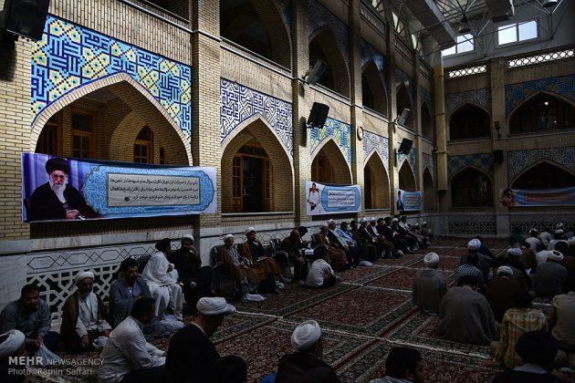 """افتتاح العام الدراسي الجديد في حوزة """"خراسان"""" الدينية13"""