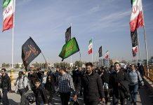 ايران تنشر 14 كتيبة في منفذ مهران الحدودي مع العراق