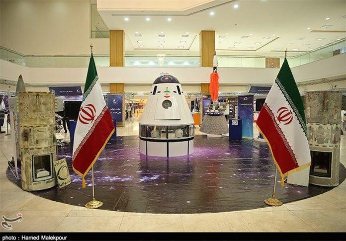 ايران بصدد ارسال رائد الى الفضاء