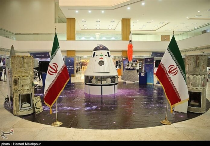Iran to Send Man into Space by Next 8 Years