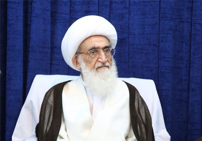 المرجع الديني الايراني