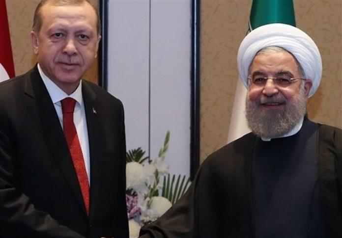 روحاني يلتقي اردوغان في آستانة