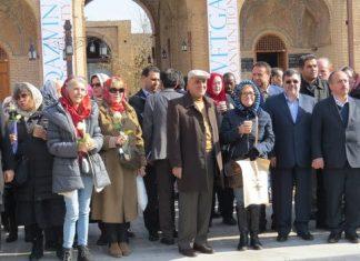 نحو 5 ملايين سائح أجنبي زار ايران عام 2016