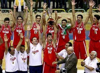 ناشئة إيران يتوّج ببطولة غرب آسيا لكرة السلة