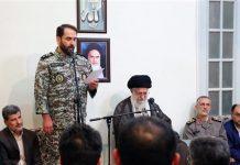 القائد الخامنئي يستقبل قادة مقر خاتم الأنبياء للدفاع الجوي