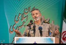 """الجيش الايراني يحذراسرائيل.. """"أي حماقة ترتكبها فستُسوى تل أبيب وحيفا بالتراب"""""""