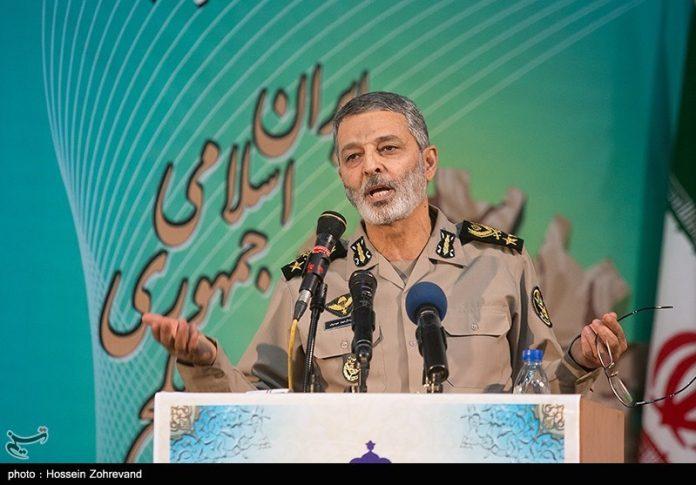الجيش الايراني يحذراسرائيل..