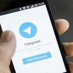 الايرانيون يكتبون ۳ ملايين رسالة يوميا في التلغرام