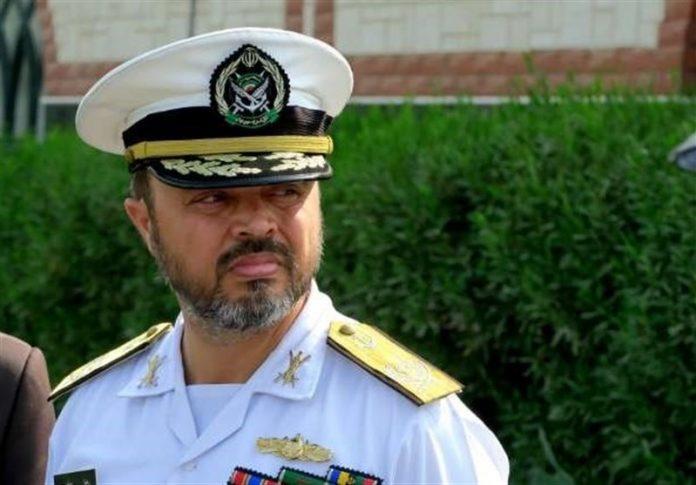 ايران تفنّد مزاعم الأسطول الأمريكي في الخليج الفارسي