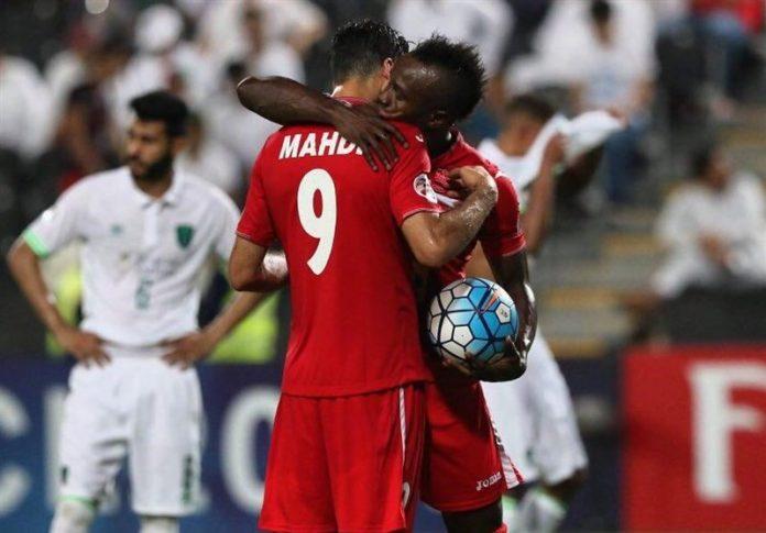 برسبوليس إلى نصف نهائي أبطال آسيا بعد هزيمته الأهلي السعودي