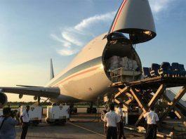 المساعدات الايرانية لمسلمي ميانمار تصل الى بنغلاديش