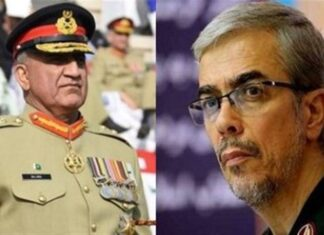 Military Chiefs of Iran, Pakistan Call for Action on Rohingya Crisis