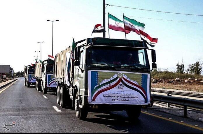 Iran Sends 1,000 Tonnes of Humanitarian Aid to Syria's Deir ez-Zor