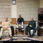 Top Officers of Iran, Iraq Meet amid Kurdish Referendum