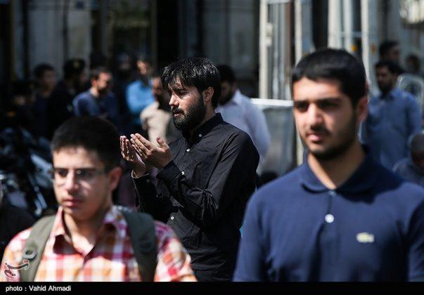 مراسم دعاء يوم عرفة في طهران 14