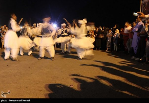جرجان الايرانية تحتضن مهرجان القوميات 14