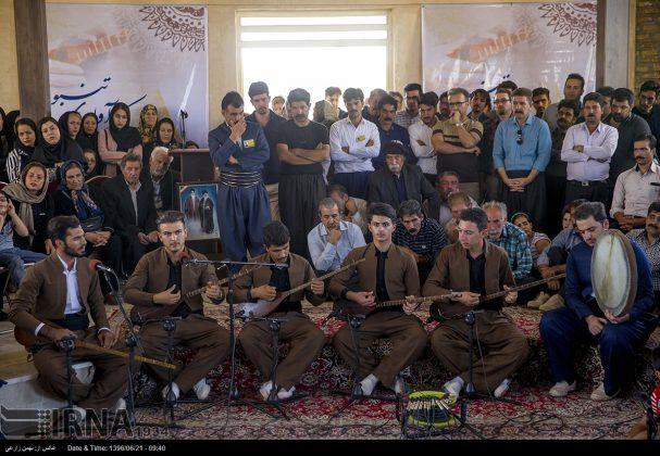 """مهرجان """"الطنبور"""" فی کرمانشاه الايرانية14"""