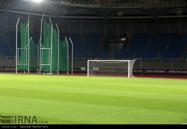 Modern 'Emam Reza' Stadium Officially Opened in Iran's Mashhad14