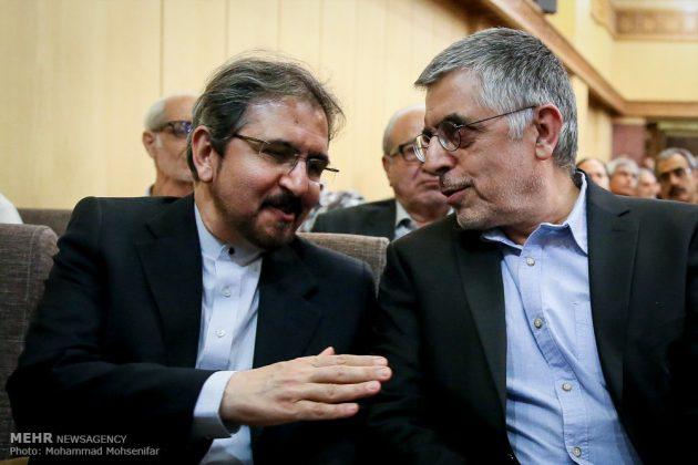 """مراسم تأبين وزير الخارجية الايراني الاسبق """"ابراهيم يزدي""""14"""