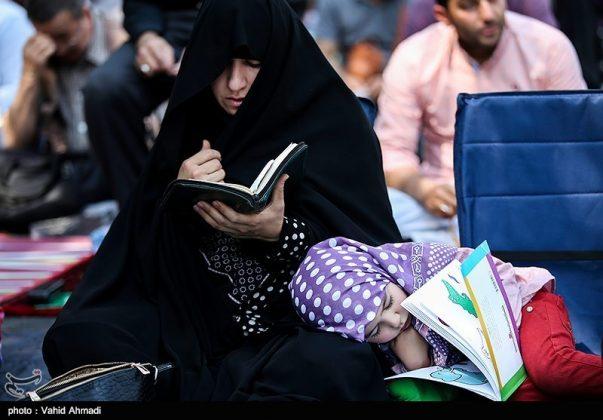 مراسم دعاء يوم عرفة في طهران 15